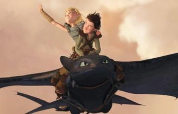 La suite du film How to Train Your Dragon prendra l'affiche en 2013