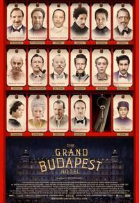L'hôtel Grand Budapest