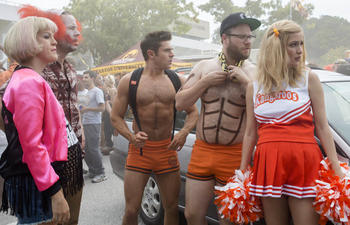 Sorties DVD : Neighbors 2: Sorority Rising