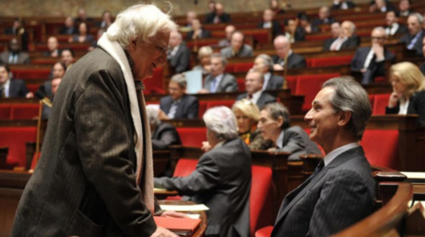 Bertrand Tavernier parle de Quai d'Orsay