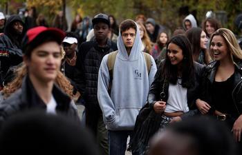 Box-office québécois : Une cinquième place pour La chute de Sparte