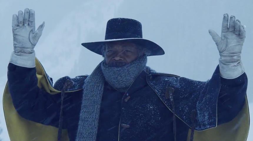 Bande-annonce efficace du film The Hateful Eight de Quentin Tarantino