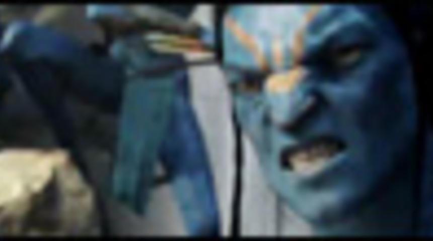 Pré-bande-annonce du film Avatar