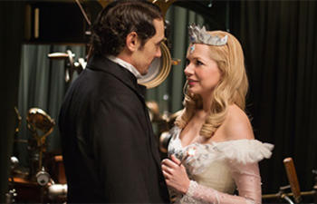 Box-office nord-américain : Oz The Great and Powerful récolte 42,2 millions $