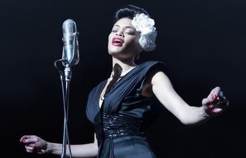 Découvrez les premières images du film sur la vie de Billie Holiday