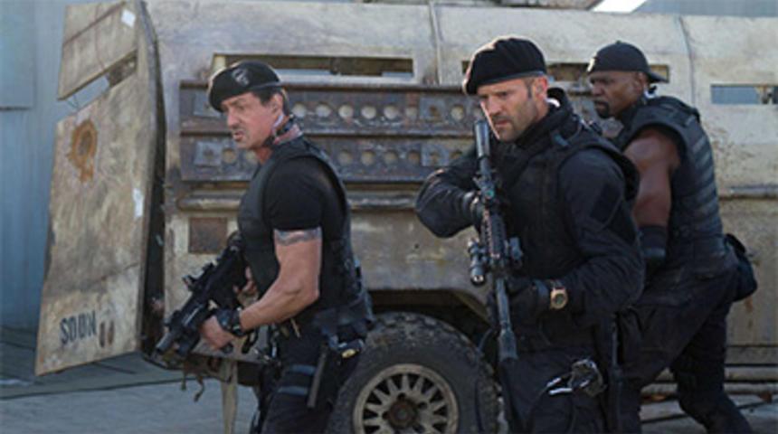 Début du tournage de The Expendables 3 en Bulgarie