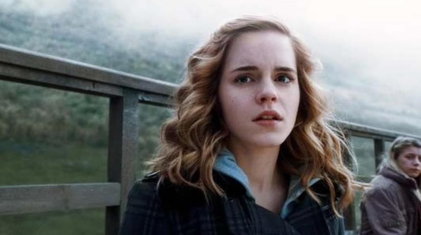 Emma Watson et Logan Lerman dans le film The Perks of Being a Wallflower