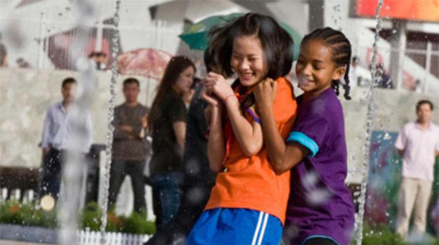 Bande-annonce officielle du film The Karate Kid