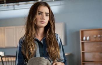 Lily Collins sera l'héroïne de The Mortal Instruments