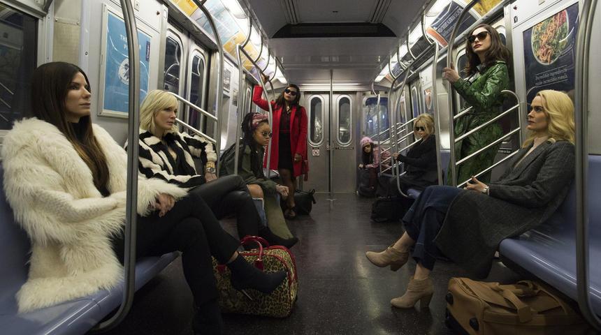 Bande-annonce de Ocean's 8 : Huit femmes volent le Met Gala