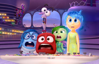Sorties DVD : Inside Out