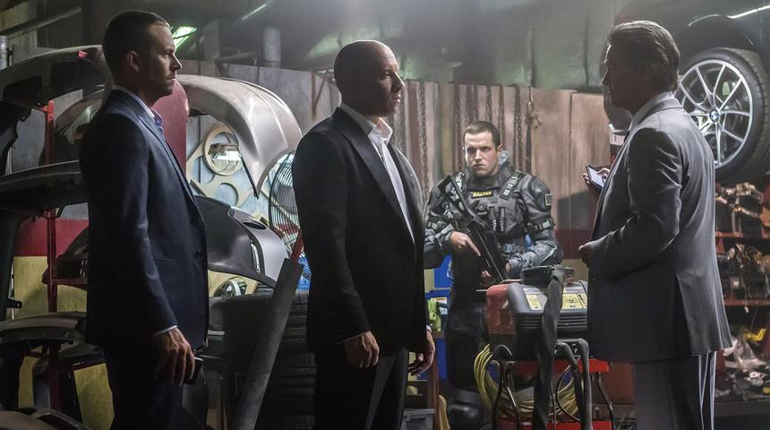 Box-office nord-américain : Paul Blart ne déloge pas Furious 7