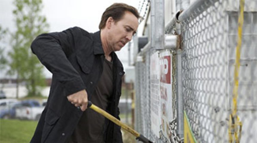 Nicolas Cage dans le suspense surnaturel Pay the Ghost