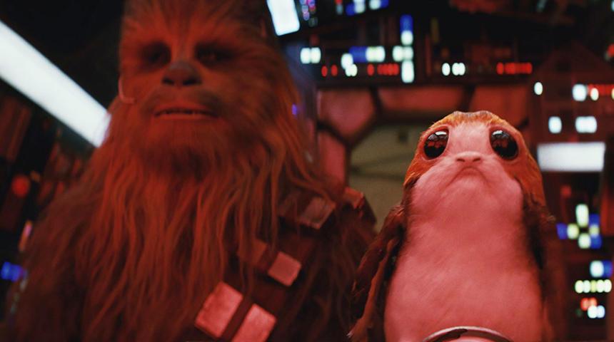 Box-office québécois : Star Wars: The Last Jedi domine toujours