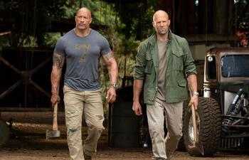 Box-office nord-américain : Hobbs & Shaw arrive en première place