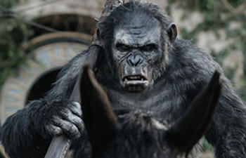 Box-office nord-américain : Dawn of the Planet of the Apes toujours en tête