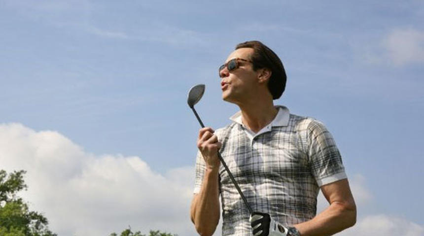Jim Carrey dans Mr. Popper's Penguins