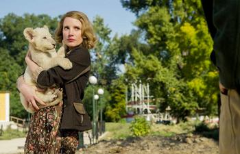 Sorties Blu-Ray et DVD : The Zookeeper's Wife