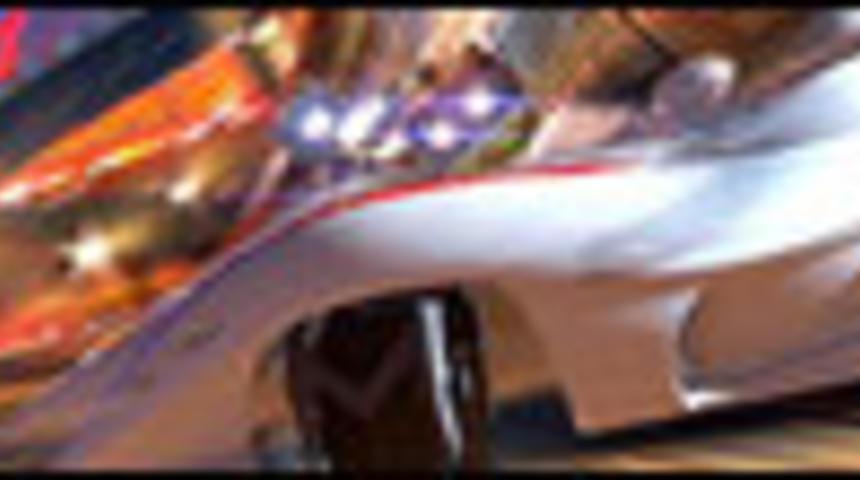 Premières images de Speed Racer