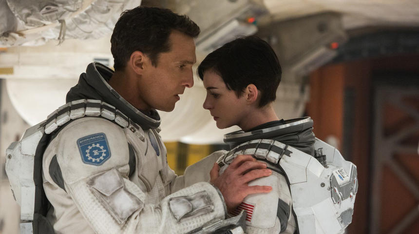 Sorties DVD : Interstellar