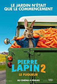 Pierre Lapin 2 : Le fugueur