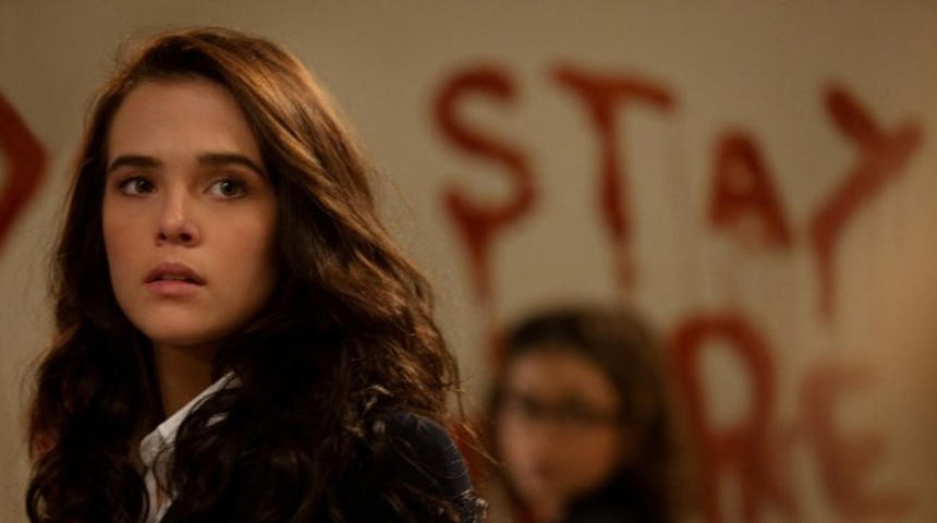 Bande-annonce de Vampire Academy: Blood Sisters