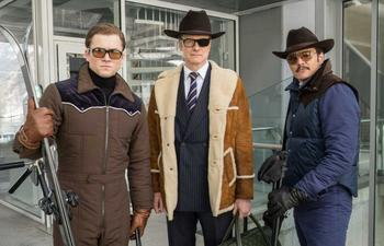 Nouveautés : Kingsman: The Golden Circle et The LEGO NINJAGO Movie