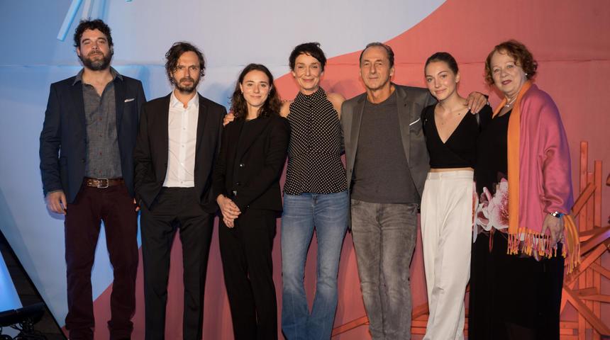 Première du film La disparition des lucioles au FCVQ 2018
