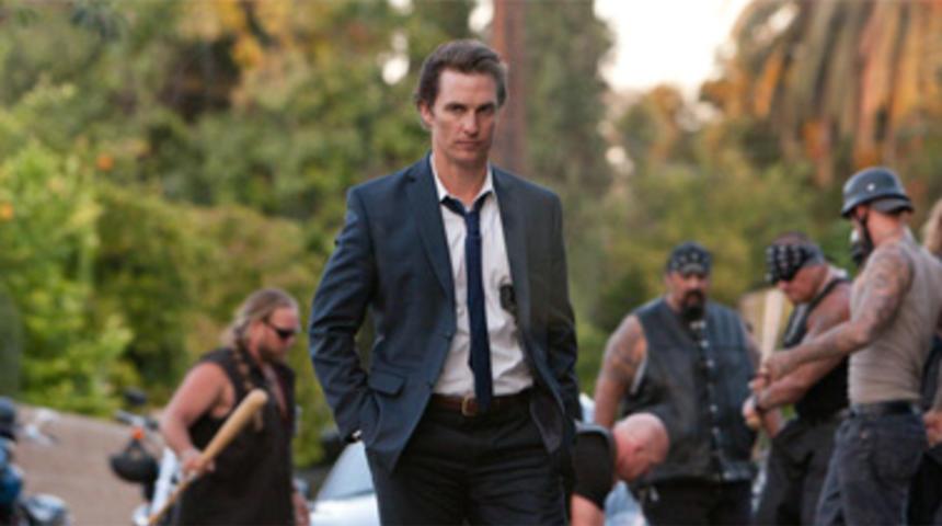 Matthew McConaughey rejoint Mud