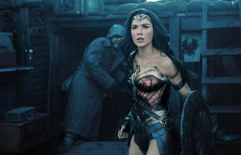 Box-office nord-américain : The Mummy ne peut vaincre Wonder Woman