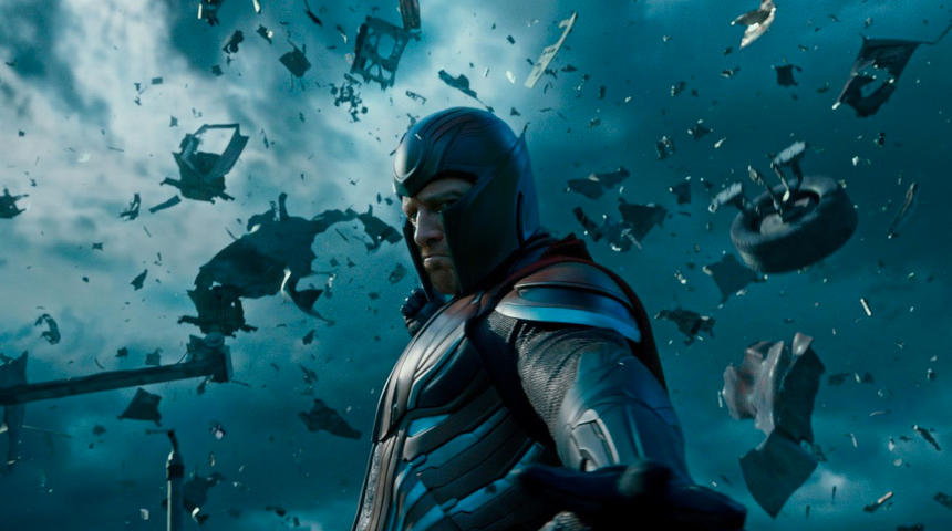 Sorties DVD : X-Men: Apocalypse