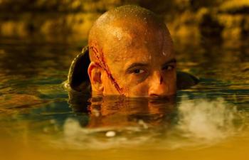 Box-office québécois : Riddick prend la pôle
