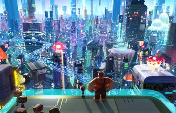 8 choses à savoir sur le film d'animation Ralph brise l'Internet