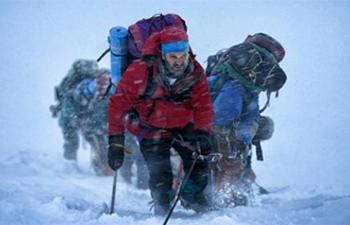 Début du tournage de Everest