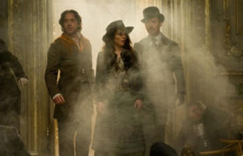 Box-office nord-américain : Sherlock Holmes: A Game of Shadows en tête