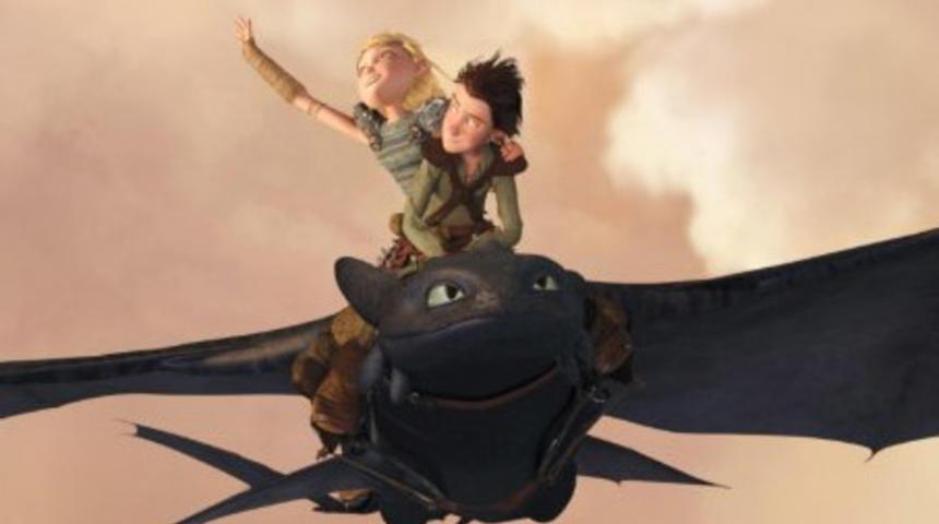 La suite du film How to Train Your Dragon prendra l'affiche en 2013