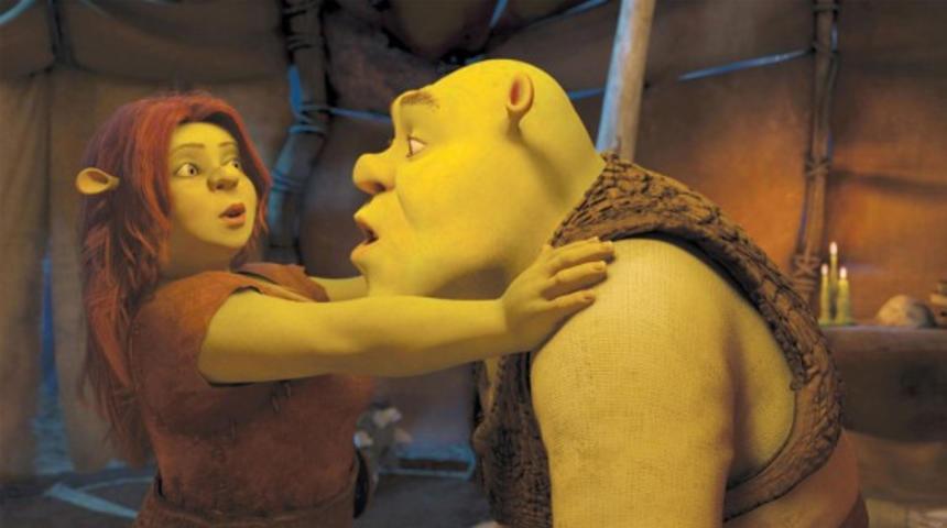 Nouveautés : Shrek Forever After