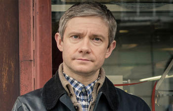 Martin Freeman dans Captain America: Civil War
