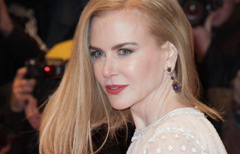 Berlinale 2015 : Nicole Kidman sur le tapis rouge pour Queen of the Desert