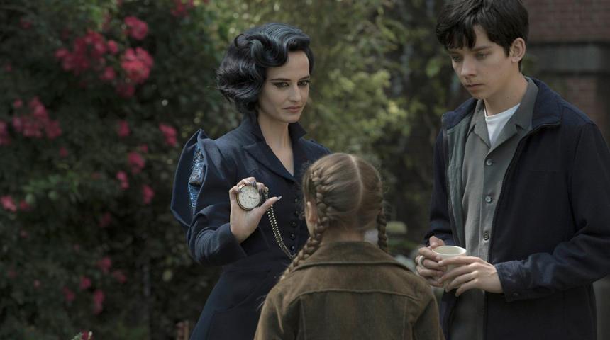 Box-office québécois : Les enfants particuliers de Tim Burton dominent