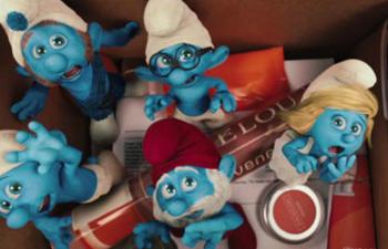 Nouvelle bande-annonce du film The Smurfs