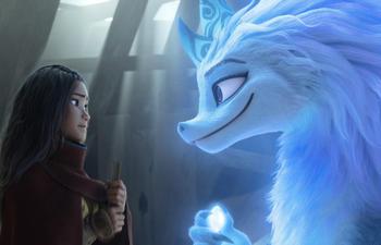 Box-office québécois : Une première place pour Raya et le dernier dragon