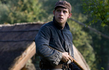 Jamie Bell au générique de Man on a Ledge