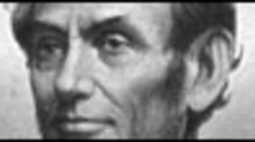 Un film sur le Président Lincoln