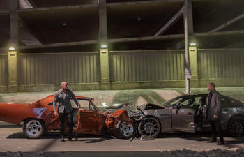 Sorties DVD : Furious 7