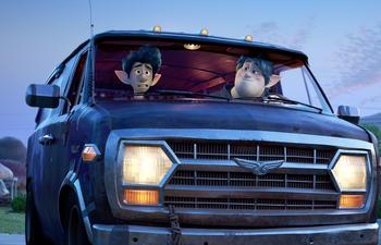 Découvrez la bande-annonce du film En avant de Disney et Pixar