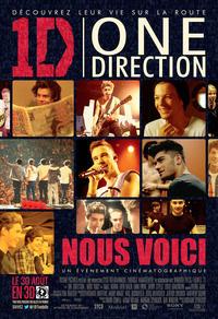 One Direction : Nous voici