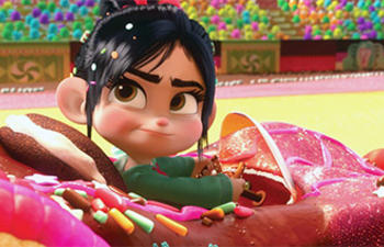 Sorties DVD : Wreck-It Ralph