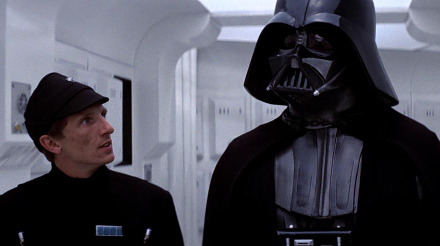 Darth Vader sera officiellement de Rogue One: A Star Wars Story