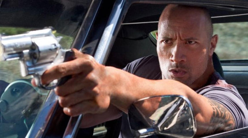 Dwayne Johnson se joint à Journey 2: The Mysterious Island